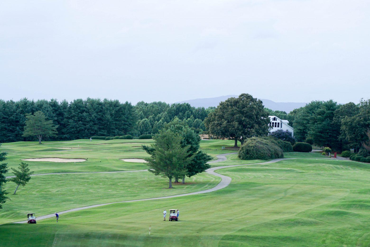Apple Mountain Resort Golf Course  Clean Public Domain