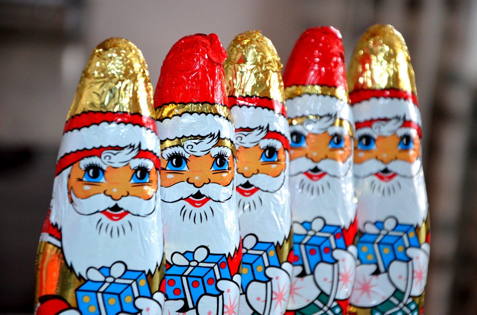 chocolate-santa-claus-490825
