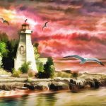 lighthouse-816546